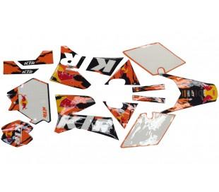 Pegatinas KTR 2012 3M MonsterPRO