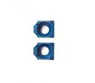 Tensor cadena cnc milimetrado