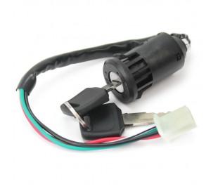 Llave de contato 4 cables
