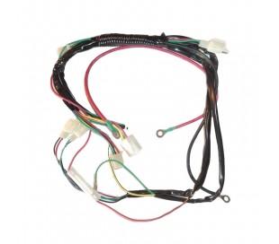 Instalacion electrica con bateria SP125 ATV